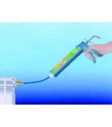 AL-BE Kit para desincrustación y limpieza de pequeñas instalaciones de calefacción