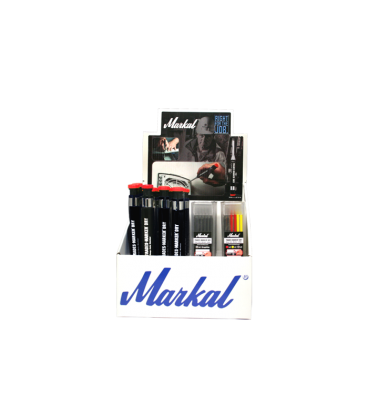Markal Trades-Marker Dry - Display (x20)