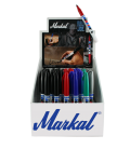 DISPLAY DURA-INK 15 (x44 - 20 Black, 8 Red, 8 Blue, 4 Green, 4 Silver)
