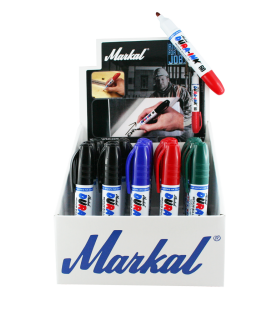 DISPLAY DURA-INK 60 (x32 - 12 Black, 12 Red, 4 Blue, 4 Green)