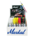 DISPLAY VAPM (x32 - 10 White, 8 Yellow, 2 Red, 2 Blue, 2 Green, 2 Black, 2 Fluo Green, 2 Fluo Pink, 2 Fluo Orange)
