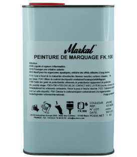 Markal FK.100 MARKING PAINT HIGH TEMPERATURE
