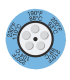 THERMAX CLOCK INDICATORS - 5 [PACK10] [290F-330F] (THE05C-5)