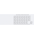 TEMPILABEL SERIES 21-400F [PACK210] (TLL21400PK)